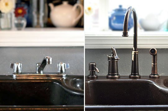 replacing a kitchen sink faucet how to remove and replace a kitchen faucet kitchen 25589