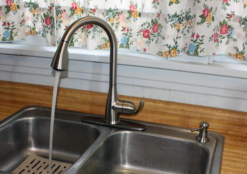 Moen Haysfield Kitchen Faucet