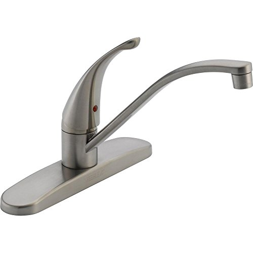 Are You A Fan Of The Contemporary Look And Functionality One Handle Kitchen Faucets Do Want To Replace Your Cur Faucet With Something That Looks